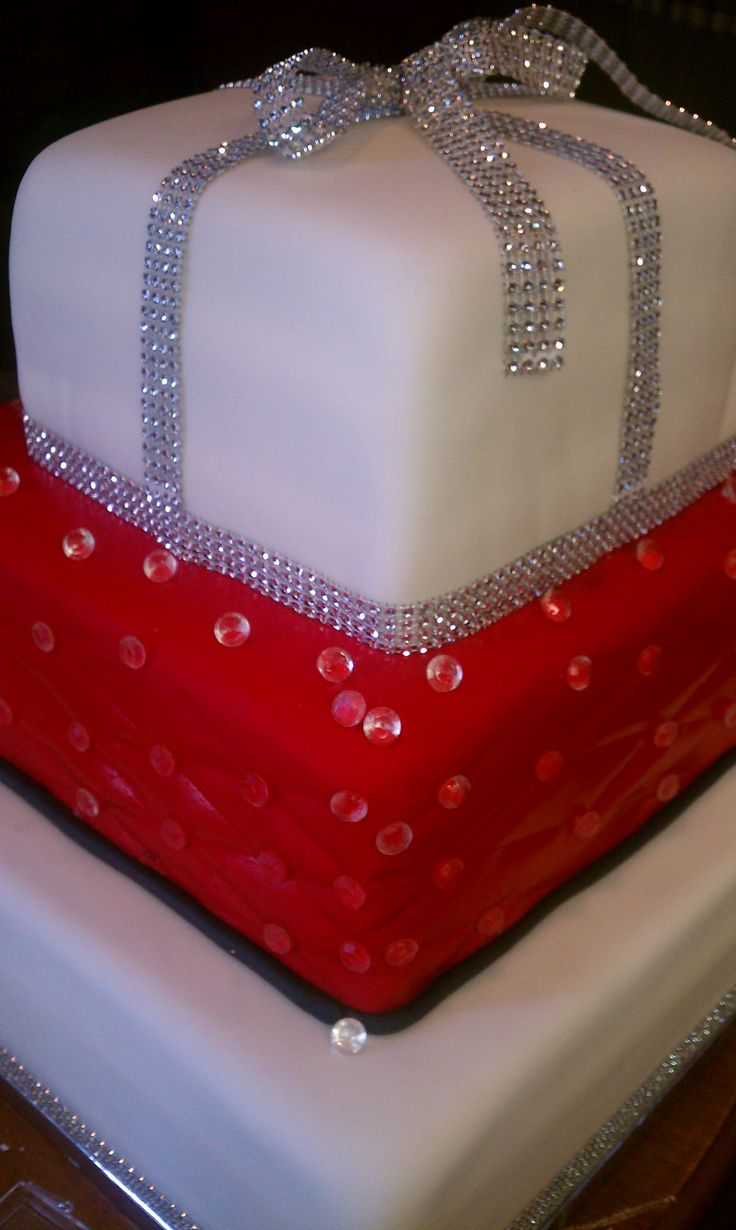 13 50th Bling Birthday Cakes Photo Bling 50th Birthday Cake Bling
