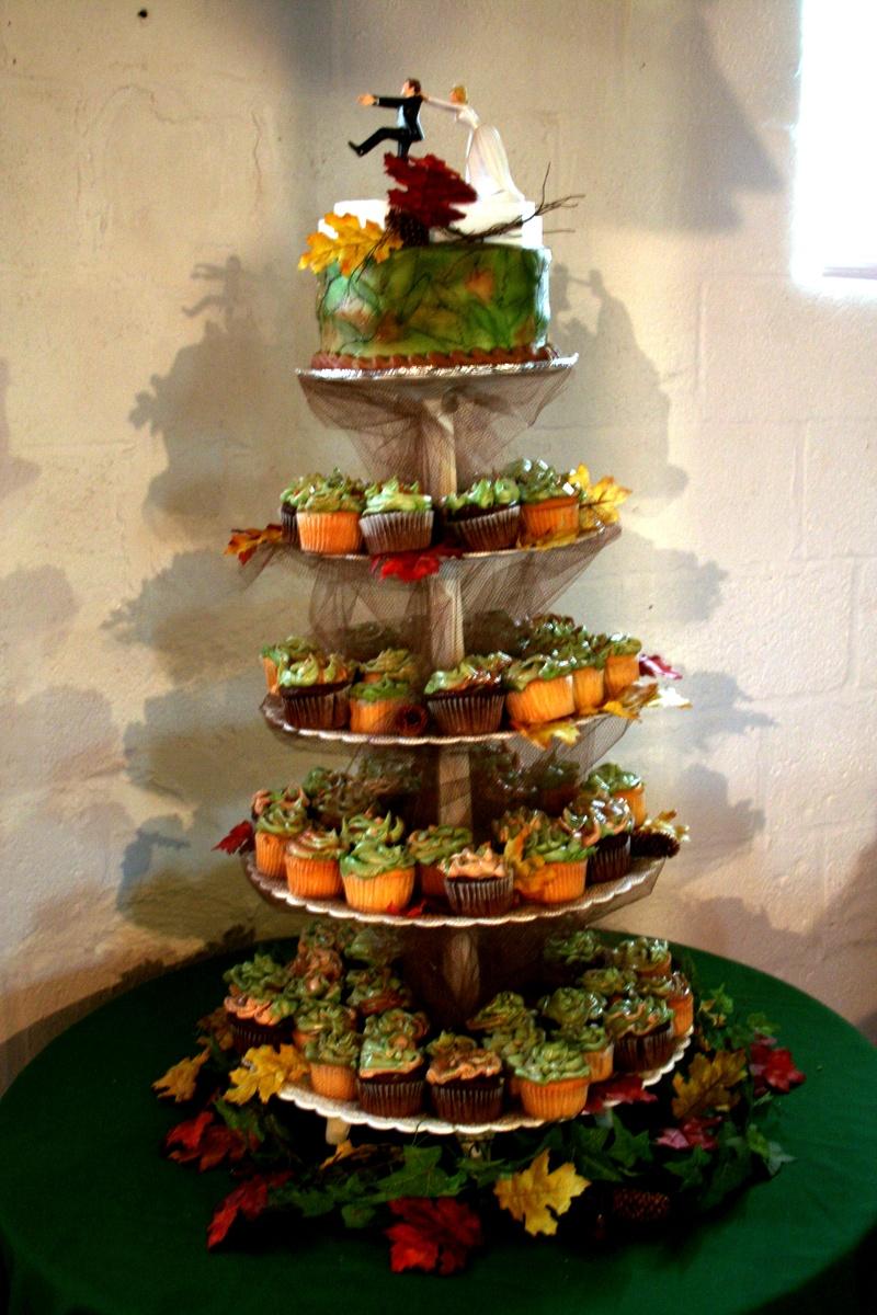 11 Camo And Silver Wedding Cakes Photo Camo Wedding Cake Ideas