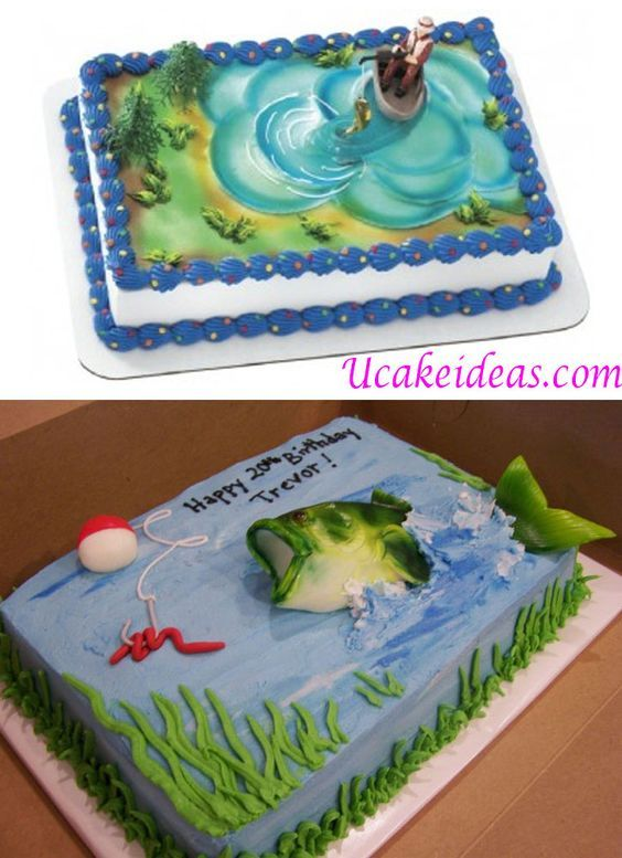 Fish Cake Decorations Birthday Decoration For Home