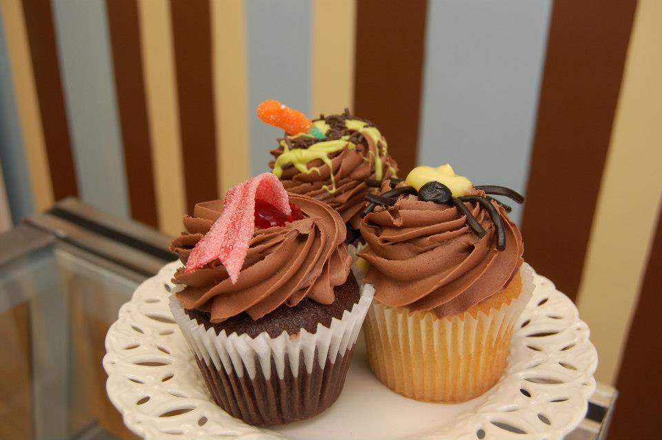 halloween cupcake wars