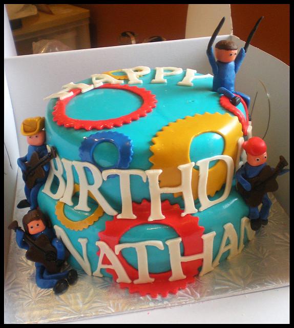 8 Nathan Birthday Cakes Photo Happy Birthday Nathan Cake Toy