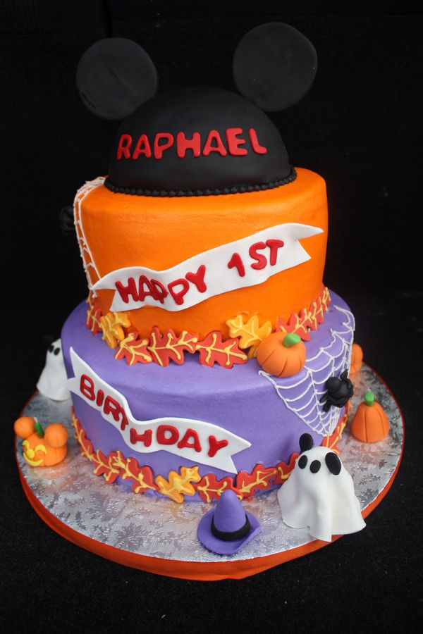 8 Scary Halloween Cakes For Kids Photo Kids Halloween Birthday