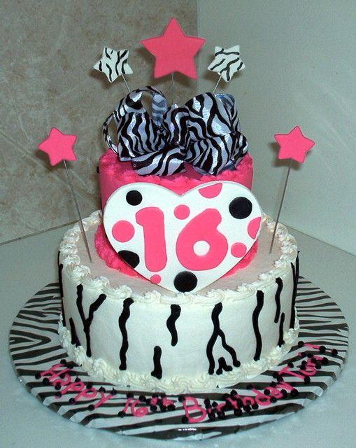 Stupendous 7 Big 16Th Birthday Cakes Photo Sweet 16 Birthday Cake Sweet Personalised Birthday Cards Epsylily Jamesorg