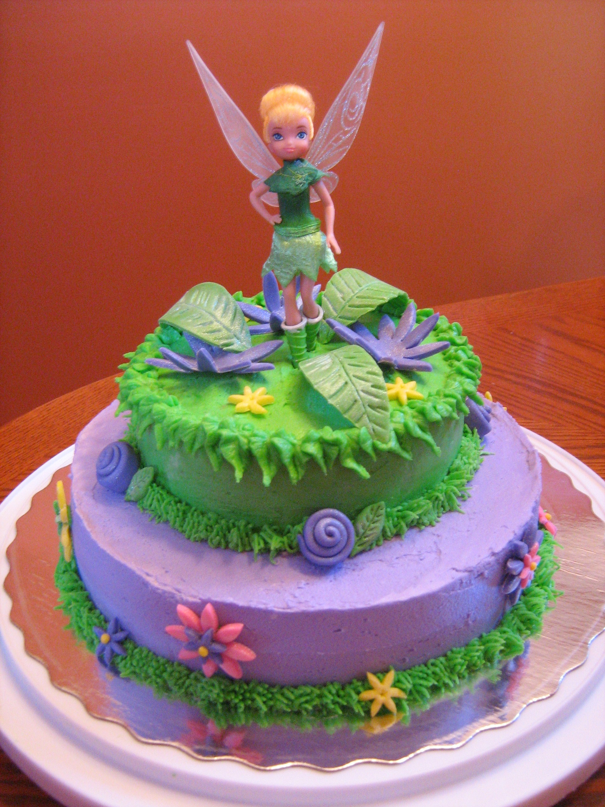 12 Pitchers Tinkerbell Cakes Photo