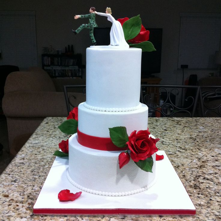 10 Valentine Pics Of Wedding Sheet Cakes Photo Valentine S Day