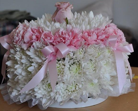 1800 Flowers Birthday Cake