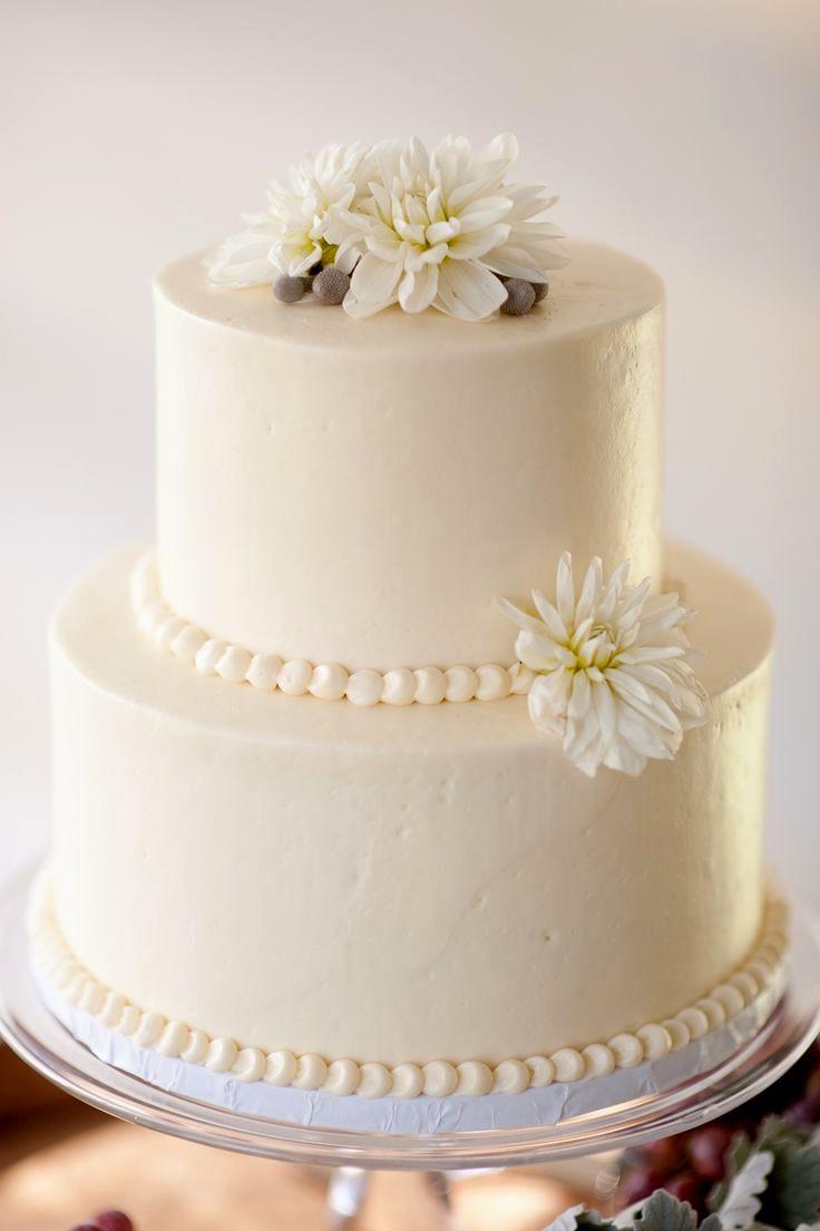 11 2 Tiered Cakes Ideas Photo - Two Tier Wedding Cake, 2 Tier ...