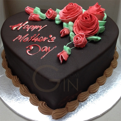 Happy Mothers Day Cake