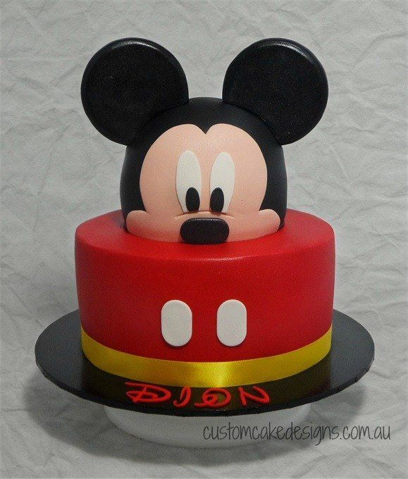 11 Mickey Mouse Icing Only Cakes Photo Mickey Mouse Face Cake