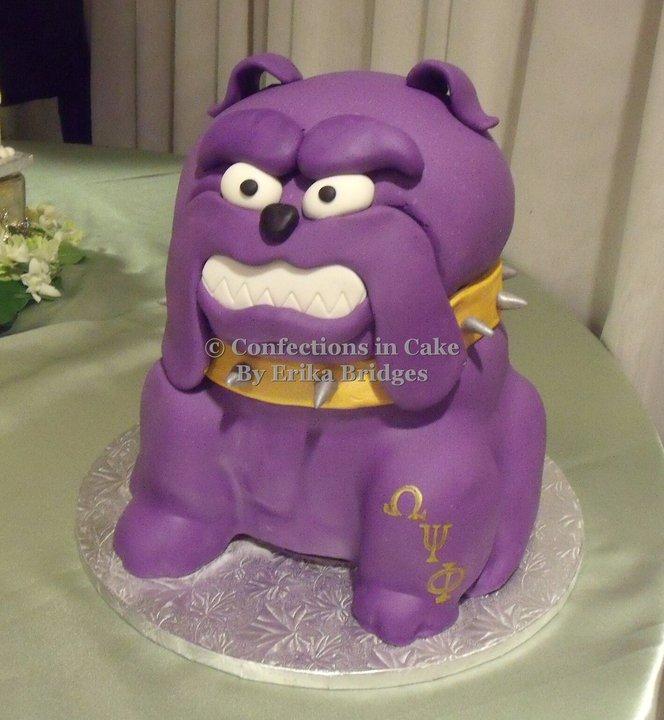 12 Omega Cakes Ideas Photo Omega Psi Phi Cake Omega Psi Phi Cake