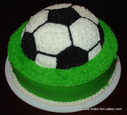 9 Football Birthday Cakes Publix Photo Soccer Cake Decorations