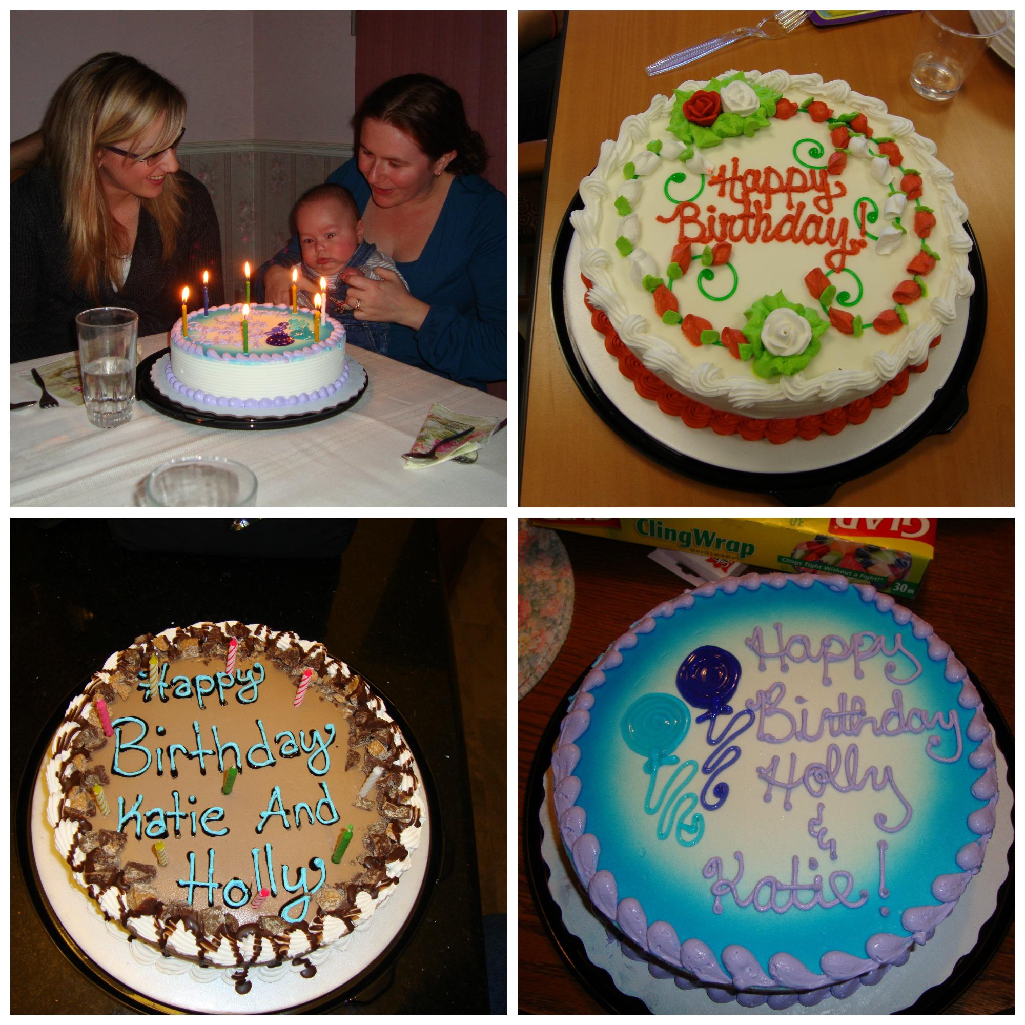 Remarkable Craftylillybargainbin Blogspot Com Dairy Queen Birthday Cake Funny Birthday Cards Online Alyptdamsfinfo