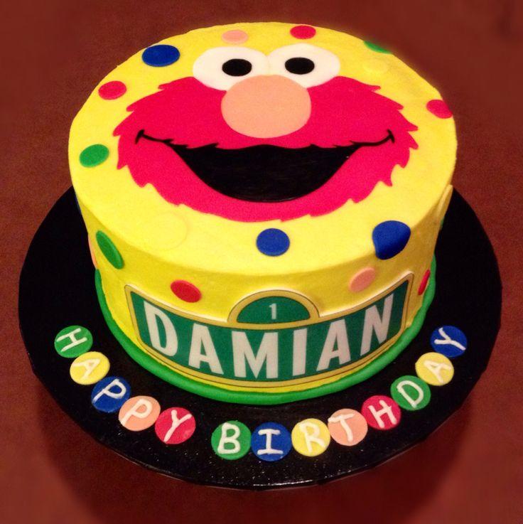 7 Elmo Birthday Cakes ShopRite Photo