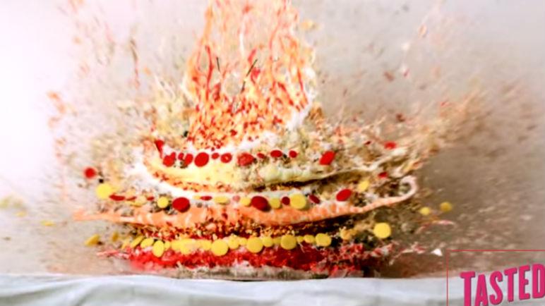 Enjoyable 6 Exploding Candles For Birthday Cakes Photo Balloon Birthday Funny Birthday Cards Online Elaedamsfinfo