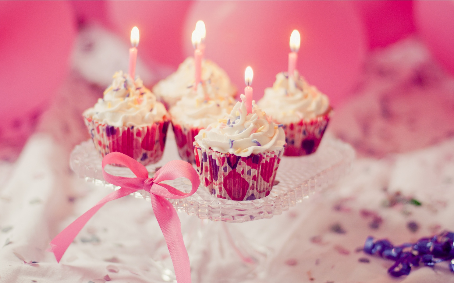 13 Birthday Cakes For Women With Pretty Candles Photo Happy