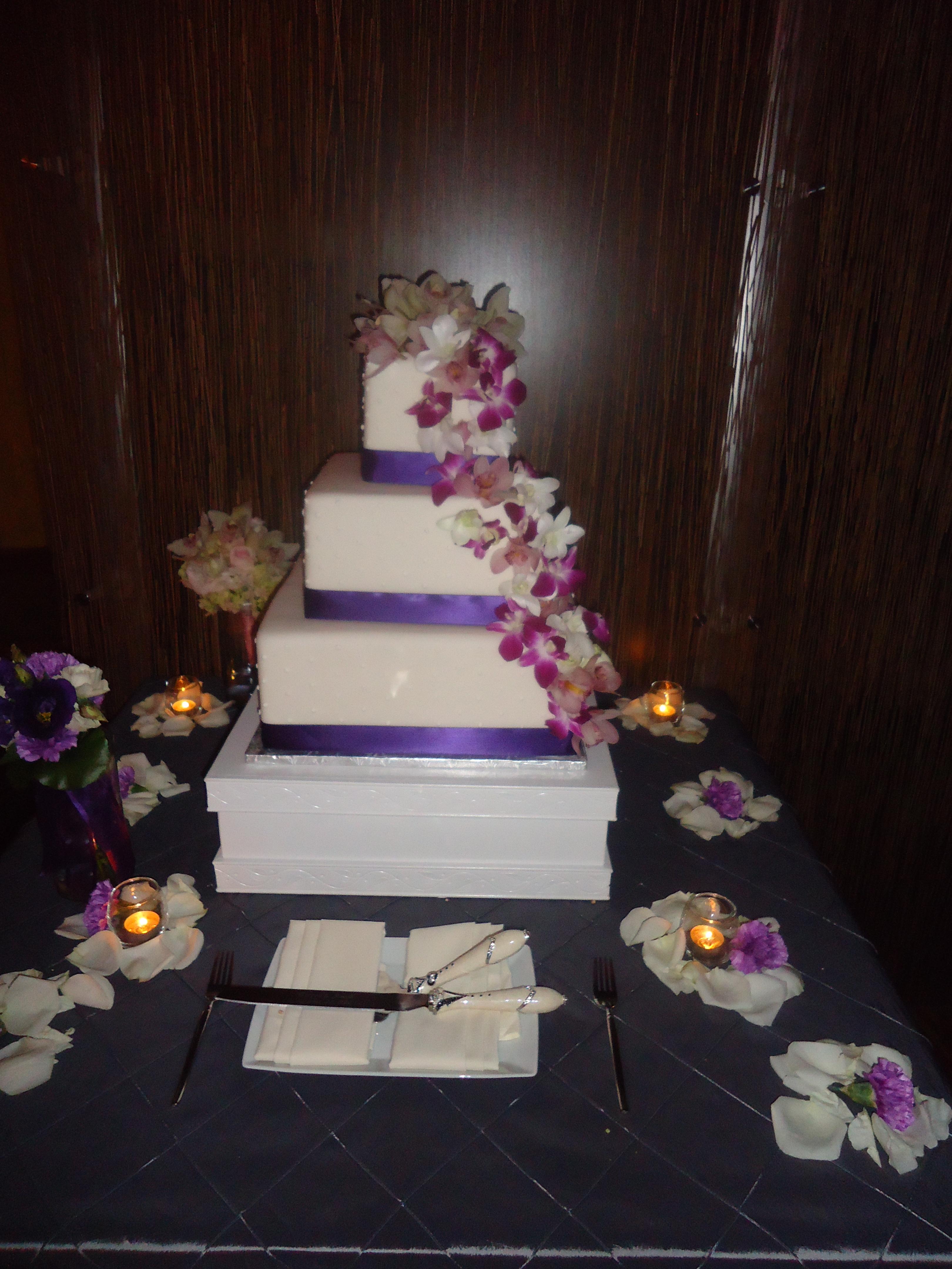 10 Hawaiian Themed Wedding Cakes Photo Hawaiian Wedding Cake