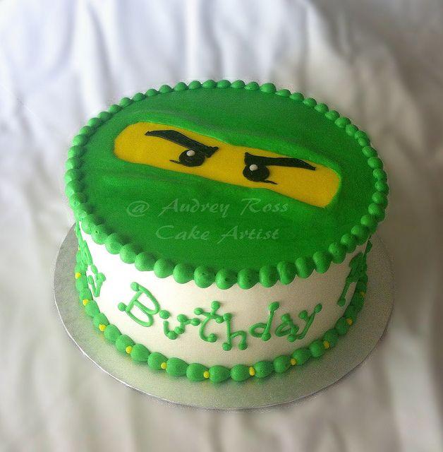 10 Ninjago Birthday Cupcakes Photo Ninjago Birthday Party Lego