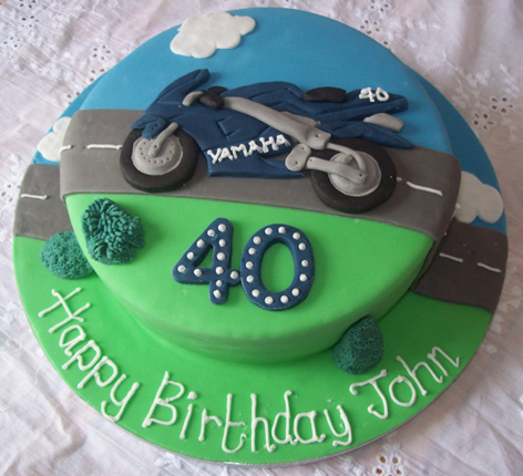 11 Motorcycle Cakes For Men Photo Happy Birthday Motorcycle Cakes