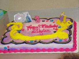Magnificent 6 Martins Supermarket Cakes Photo Rapunzel Birthday Cake Funny Birthday Cards Online Hetedamsfinfo