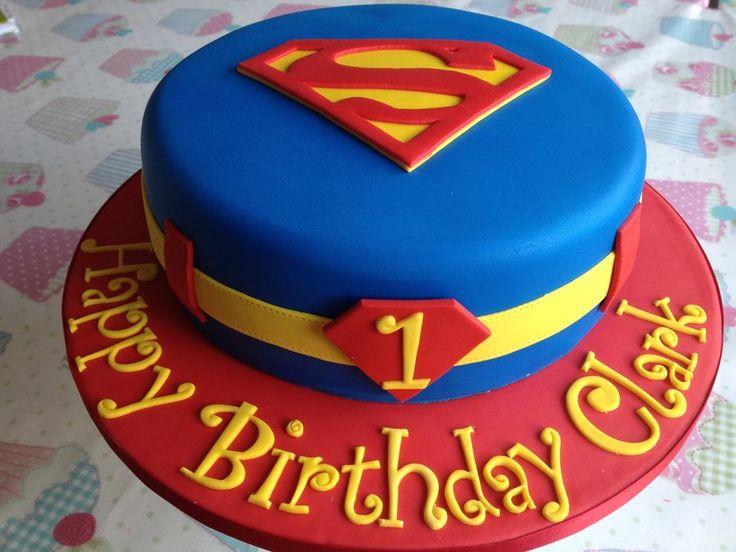Strange 13 Superman Cakes For Girls Photo Supergirl Birthday Cakes Dc Funny Birthday Cards Online Necthendildamsfinfo