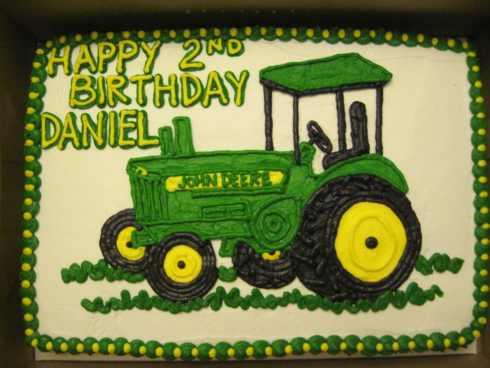 Fantastic 11 Happy Birthday John Deere Cakes Photo Happy Birthday John Funny Birthday Cards Online Elaedamsfinfo