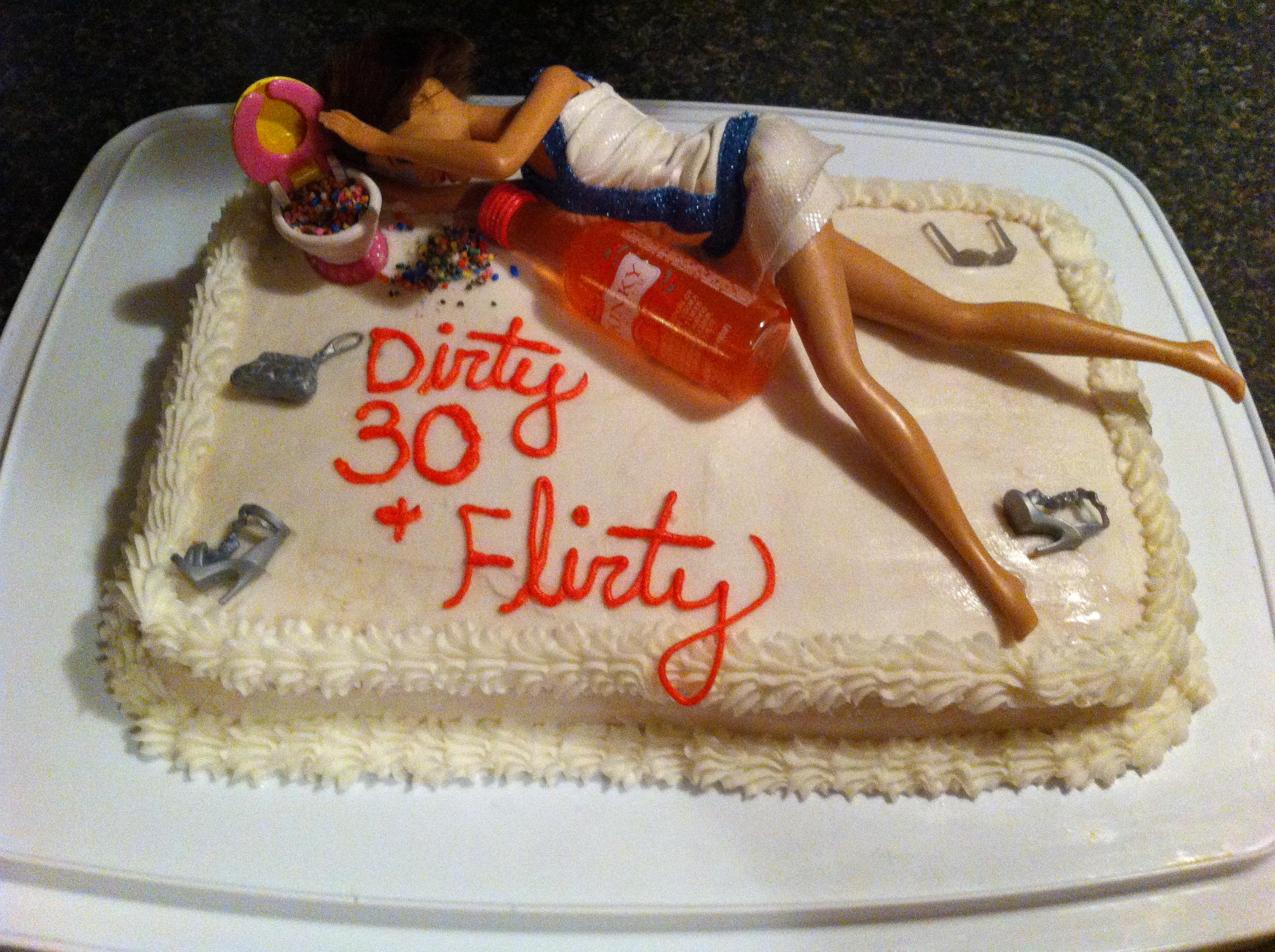 Happy Dirty 30 Birthday