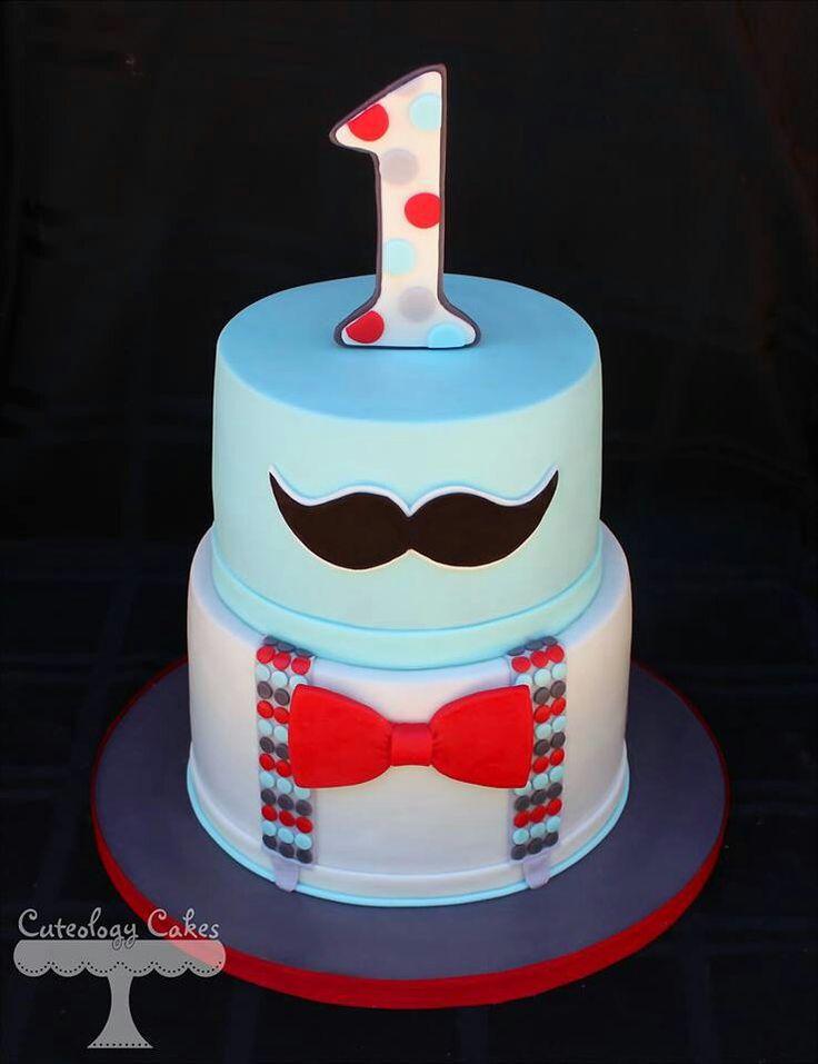 11 Mustache Boy Birthday Cakes Photo Mustache Birthday Cake Ideas
