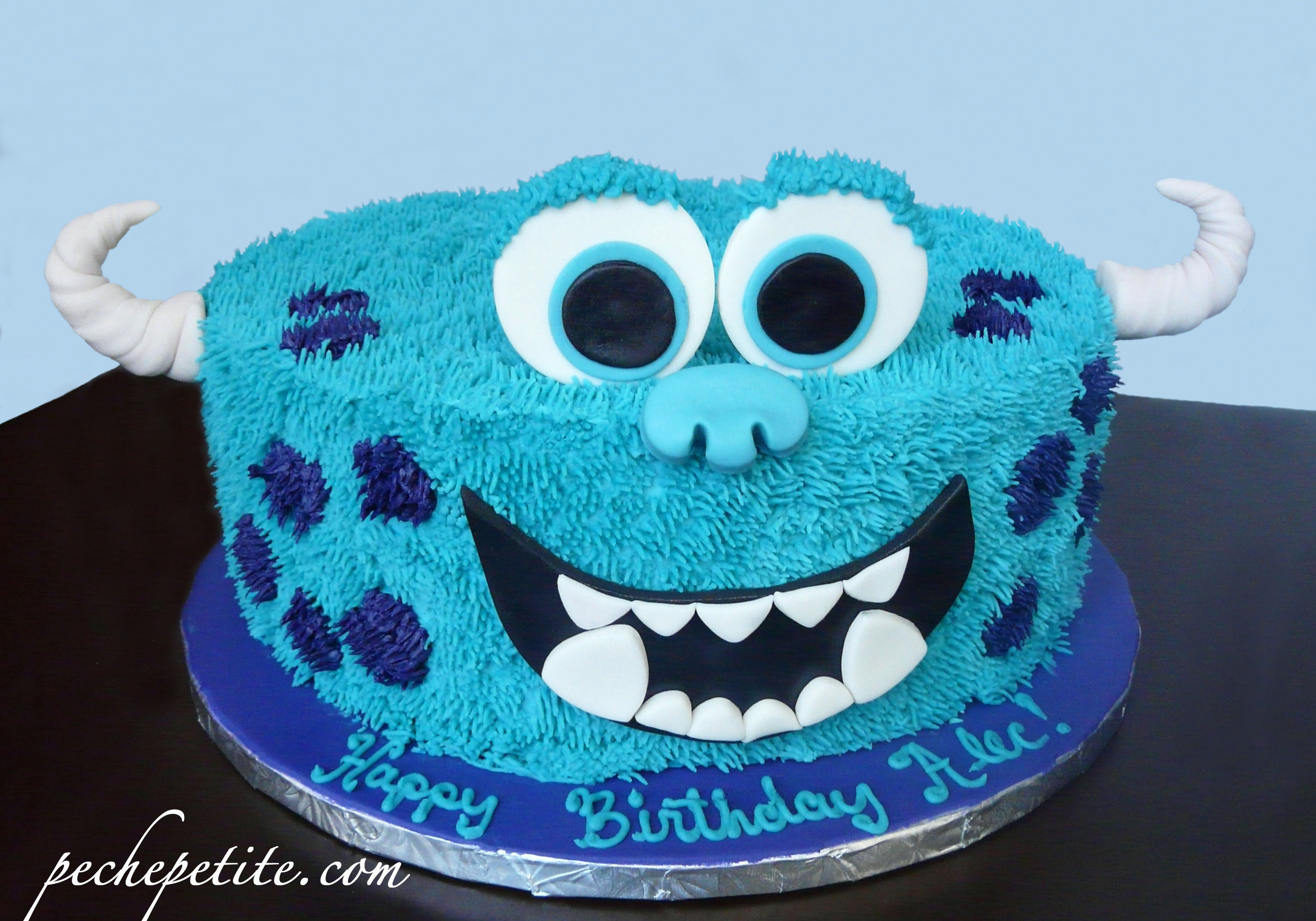 12 Monster Cakes Cute Baby Photo Cute Monster Birthday Cake Baby