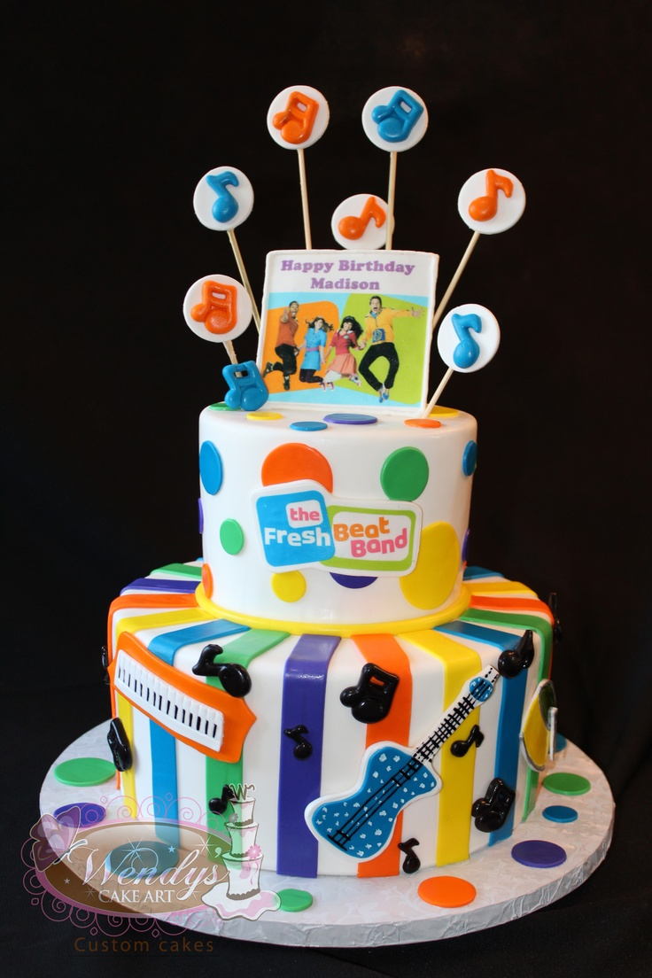 Admirable 8 Musical Cakes 55 Photo Musical Birthday Cake Ideas Music Funny Birthday Cards Online Inifofree Goldxyz