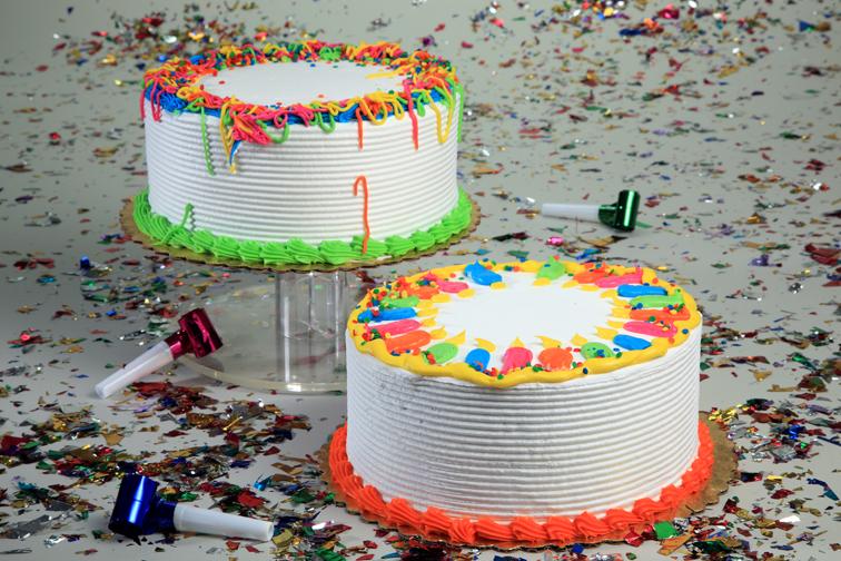 Jewel Osco Cakes - Ice Cream Cup Cakes