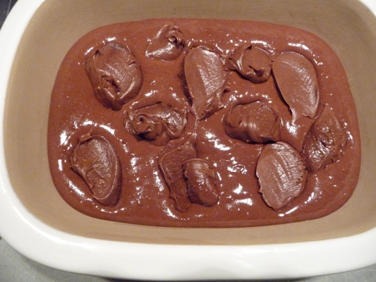 Pampered Chef Recipes For Deep Covered Baker Chocolate Cake
