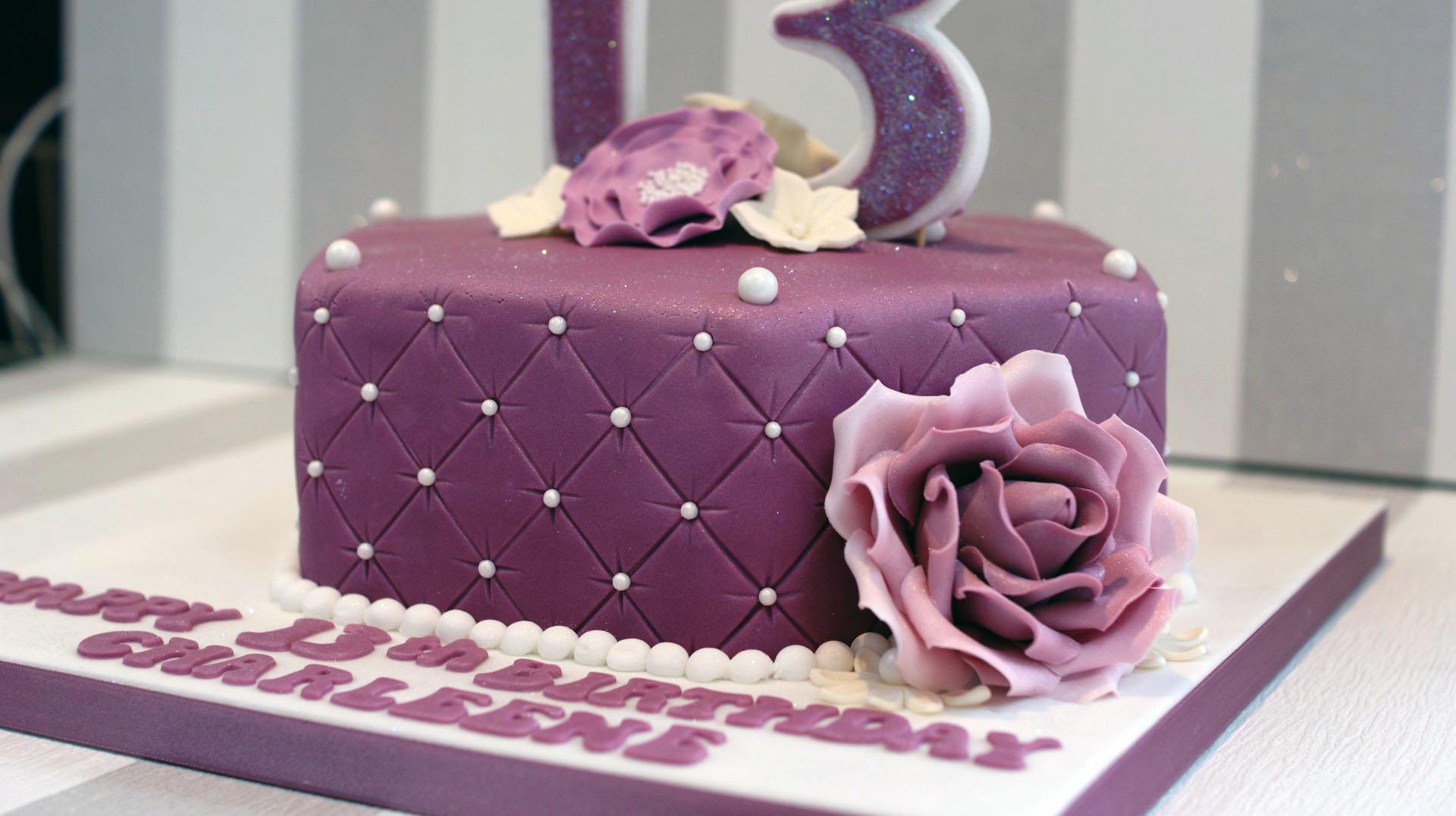 Superb 9 Pretty Bday Cakes Photo Beautiful Birthday Cake Pretty Funny Birthday Cards Online Fluifree Goldxyz