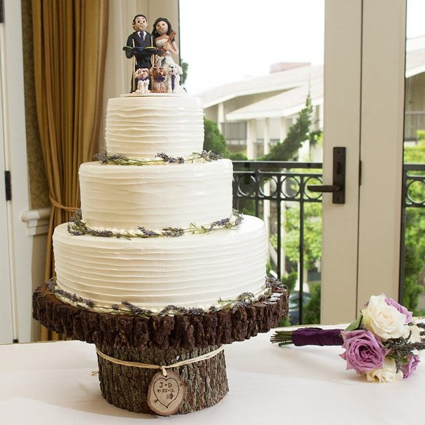 11 Holders Rustic Tree Cake Bundt Cakes Photo - Rustic Wood Cake ...