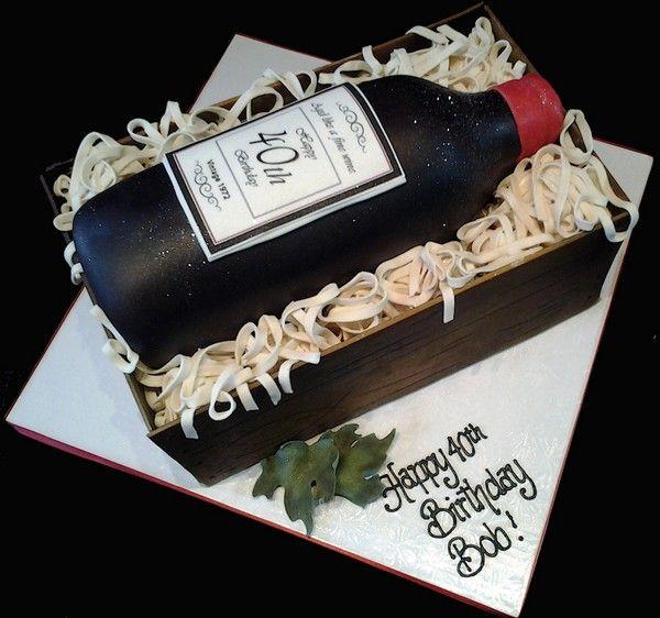 Brilliant 9 Birthday Cakes For Men Refinery Photo Men 40Th Birthday Cake Funny Birthday Cards Online Alyptdamsfinfo