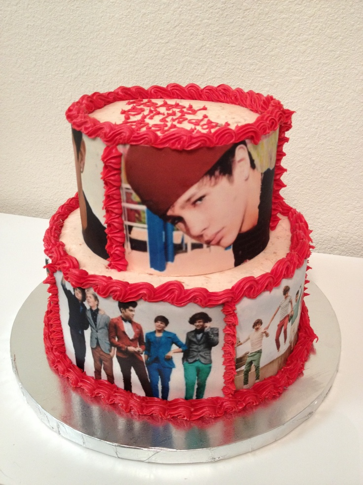 12 Austin Mahone Birthday Cakes For Girls Photo Austin Mahone