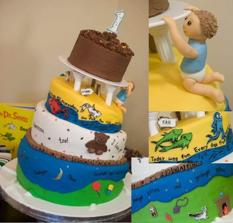 Astonishing 9 Funny 1St Birthday Cakes Photo 1St Birthday Cake Ideas For Funny Birthday Cards Online Benoljebrpdamsfinfo