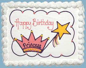6 Costco Princess Birthday Cakes Photo Costco Princess Cake