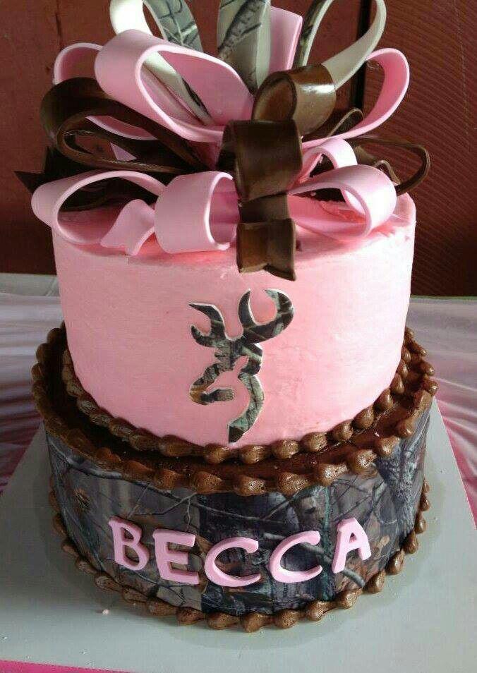 Country Girl Birthday Cake Ideas