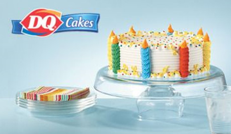 Dairy Queen Cakes Hawaiian Birthday