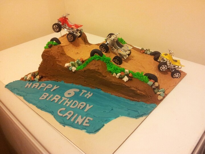 Fantastic 11 Dirt Bike Birthday Cakes For Boys Photo Dirt Bike Cakes For Funny Birthday Cards Online Inifofree Goldxyz