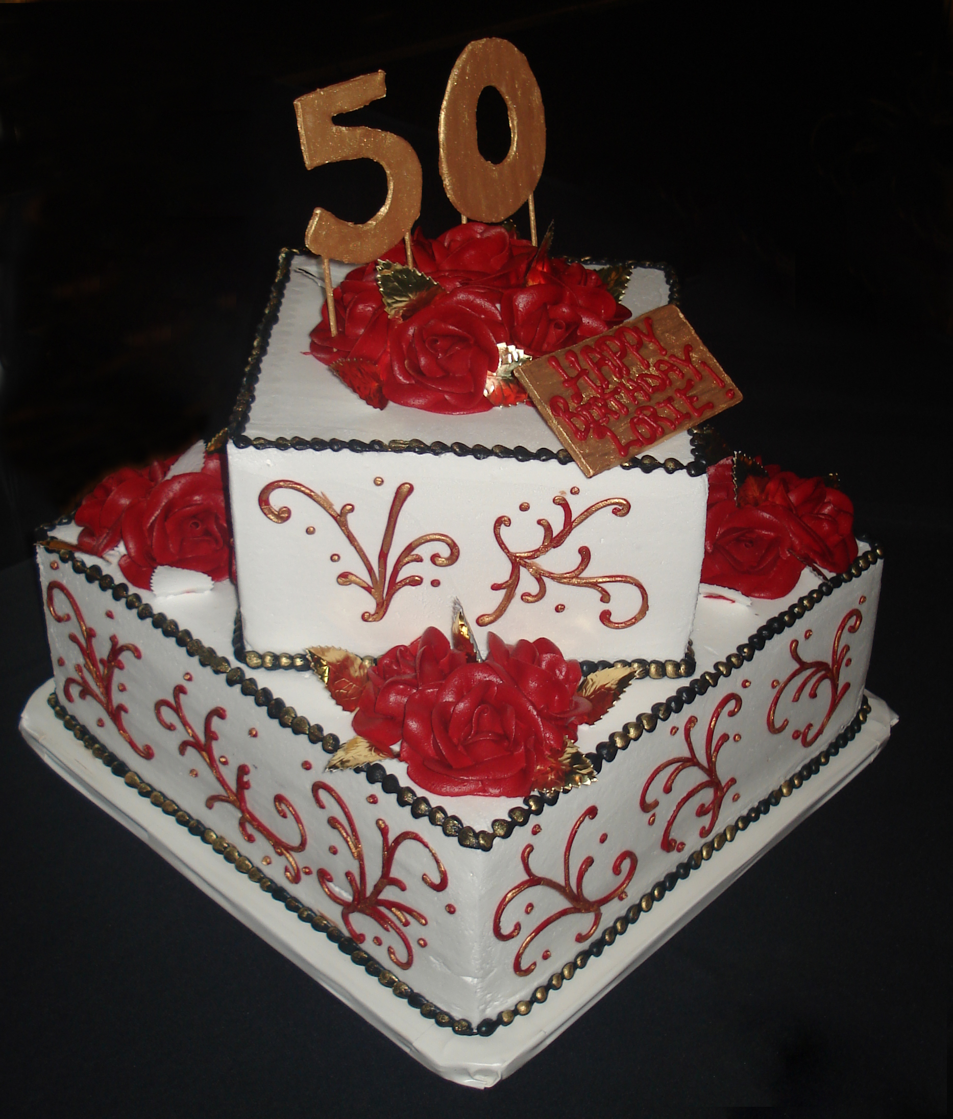 10 Funny 50th Birthday Cakes For Guys Photo Funny 40th Birthday
