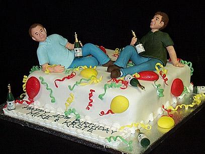Incredible 6 Cool Birthday Cakes Men Photo Man Birthday Cake Ideas Unique Funny Birthday Cards Online Necthendildamsfinfo