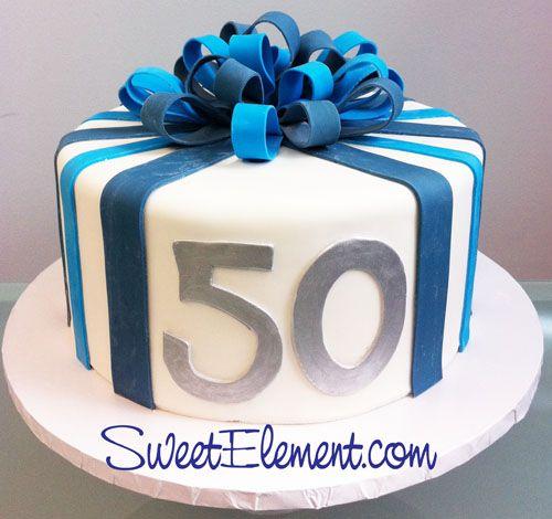 Sensational 10 50 Plain Birthday Cakes Photo Man 50Th Birthday Cake Ideas Personalised Birthday Cards Veneteletsinfo