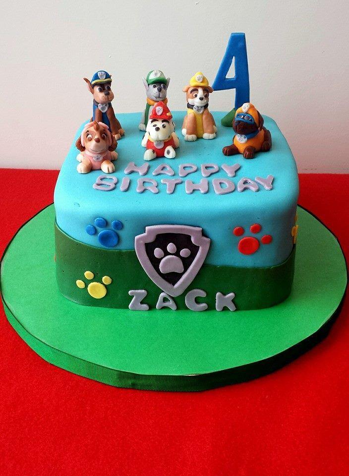8 sam's club cakes paw patrol photo  sam's club birthday