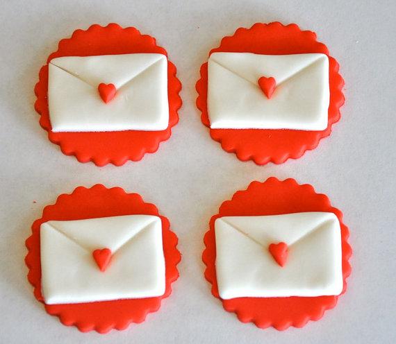 10 Valentine S Day Cakes Fondant Photo Valentine S Day Fondant