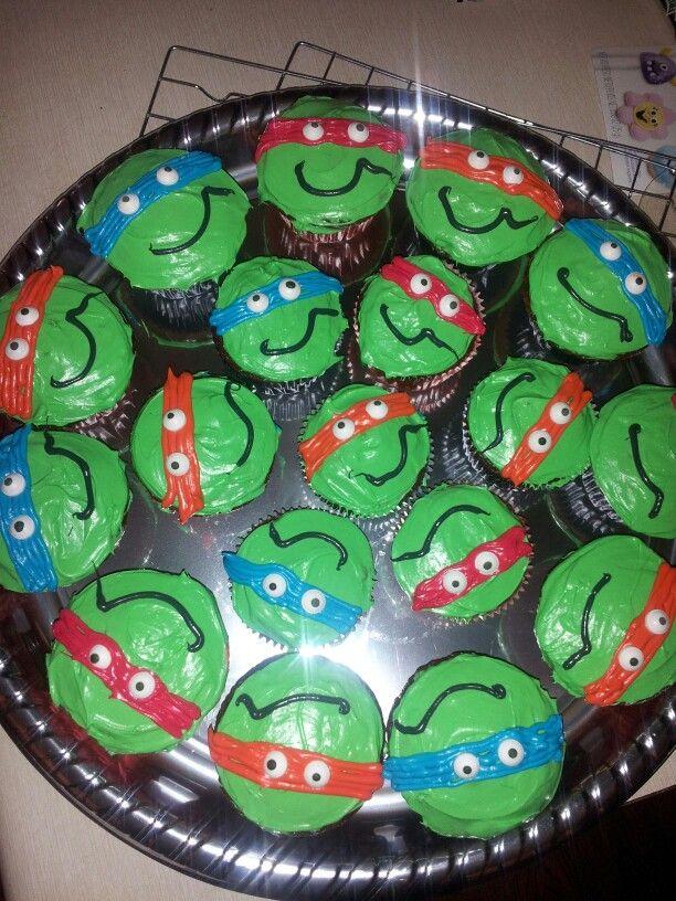 4 Year Old Boy Birthday Cupcakes