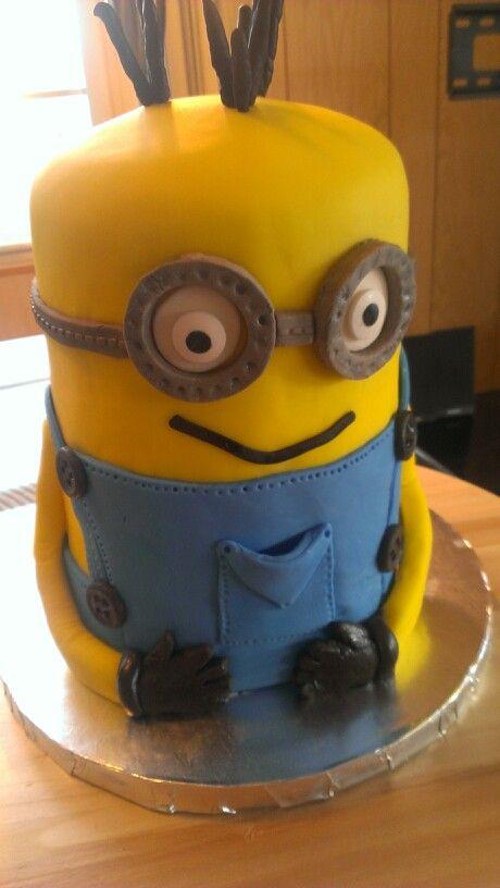 7 Year Old Boy Birthday Cake Ideas