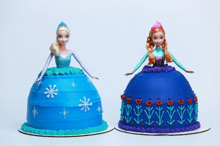 Elsa Bundt Cake
