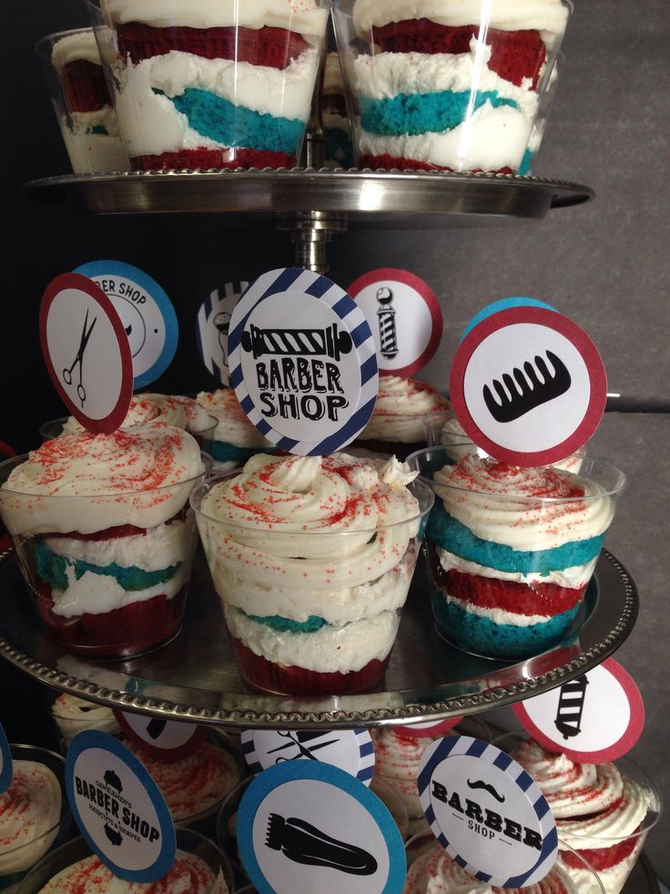Barber Cake Ideas
