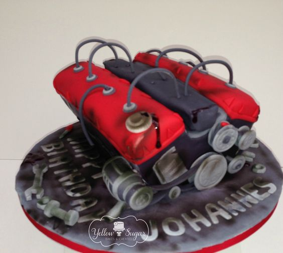 5 The Design On It With Cars And Cakes Hondas Photo Honda